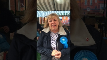 Embedded thumbnail for Proud to be your Conservative candidate for Loughborough - the town that I love